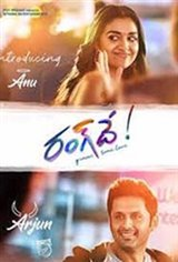 Rang De Movie Poster