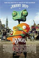 Rango Movie Poster