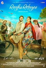 Ranjha Refugee Movie Poster