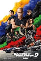 Rapides et dangereux 9 : La saga Movie Poster