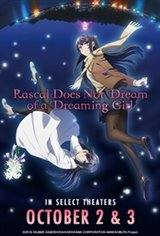 Rascal Does Not Dream of Bunny Girl Senpai The Movie Large Poster