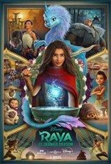Raya et le dernier dragon Movie Poster