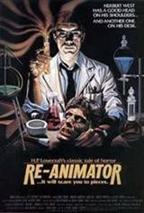 Re-Animator Movie Poster