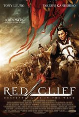 Red Cliff Movie Poster