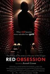 Red Obsession Movie Poster