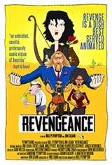 Revengeance Movie Poster