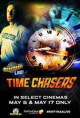 RiffTrax Live: Time Chasers ENCORE Movie Poster