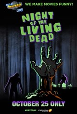 RiffTrax: Night of the Living Dead Large Poster