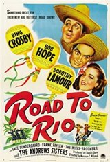 Road to Rio (1947) Movie Poster