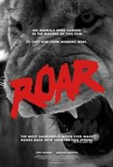 Roar: The Most Dangerous Movie Ever Made Movie Poster