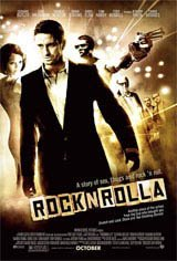 RocknRolla Movie Poster