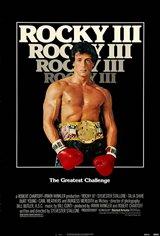Rocky III Movie Poster