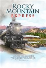 Rocky Mountain Express IMAX Movie Poster