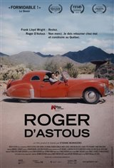 Roger D'Astous Movie Poster Movie Poster
