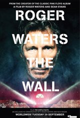 Roger Waters The Wall Movie Poster