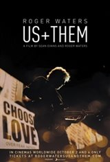Roger Waters - Us + Them Large Poster