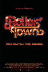Roller Town Movie Poster