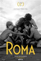 ROMA (Netflix) Movie Poster