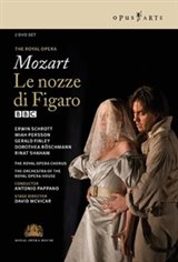 Royal Opera House's The Marriage of Figaro Movie Poster