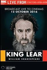 Royal Shakespeare Company: King Lear Movie Poster