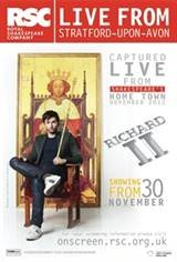 Royal Shakespeare Company: Richard II Movie Poster