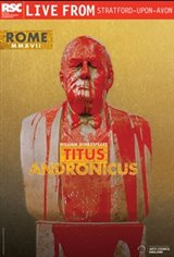 Royal Shakespeare Company: Titus Andronicus Large Poster