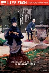 Royal Shakespeare Company: Twelfth Night Movie Poster
