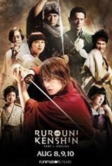 Rurouni Kenshin (Ruroni Kenshin: Meiji kenkaku roman tan) Movie Poster