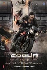 Saaho (Tamil) Movie Poster