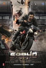 Saaho: The IMAX 2D Experience (Telgu w/English Subtitles) Movie Poster