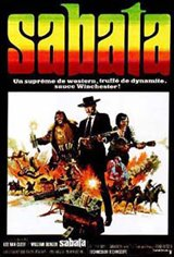 Sabata Movie Poster