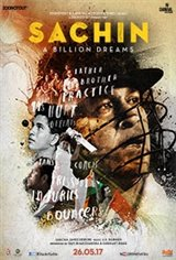 Sachin: A Billion Dreams Movie Poster