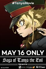 Saga of Tanya the Evil - The Movie Large Poster