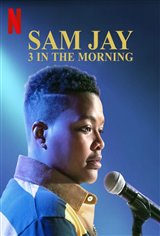 Sam Jay: 3 in the Morning (Netflix) Movie Poster