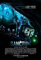 Sanctum Movie Poster
