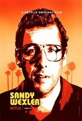 Sandy Wexler (Netflix) Movie Poster