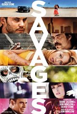 Savages Large Poster