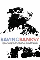 Saving Banksy Movie Poster