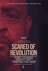 Scared of Revolution Large Poster