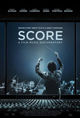 Score: A Film Music Documentary Movie Poster