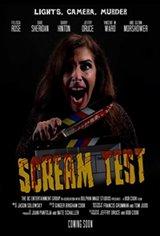 Scream Test Movie Poster