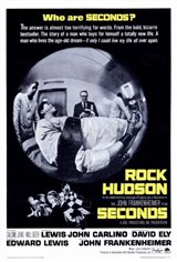 Seconds Movie Poster