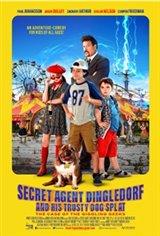 Secret Agent Dingledorf and His Trusty Dog Splat Movie Poster