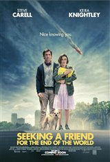 Seeking a Friend for the End of the World Movie Poster