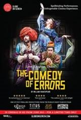 Shakespeare's Globe on Screen: The Comedy of Errors Movie Poster