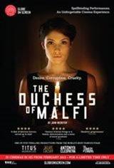 Shakespeare's Globe Theatre: The Duchess of Malfi Movie Poster