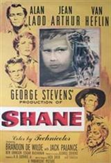 Shane Movie Poster