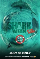 Shark Week 2017 Movie Poster