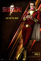 Shazam! Movie Poster Movie Poster