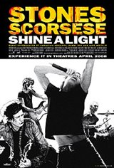 Shine a Light (v.o.a.) Movie Poster